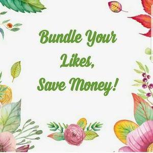 Bundle and save money!!